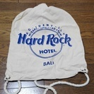 ★ハードロックホテル バリ★ ナップサック