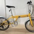 65%OFF以上!超軽量で強い!降り畳み自転車◆OD207B 大特価!