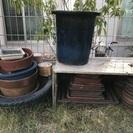 植木鉢、無料
