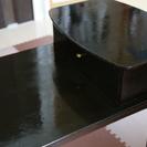 値下げ アメリカ中古家具 ステップサイドテーブル