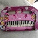 新品 ディズニー プリンセス キーボード ピアノ