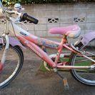パナソニック 女の子自転車 22インチ 譲渡証明書付き