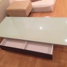 AVボード(ガラス板)もしくはローテーブル