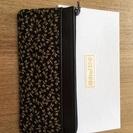 【未使用品】伝統職人手作り 印伝の長財布