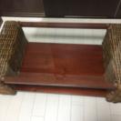 アジアンテイストテーブル
