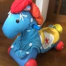 赤ちゃん用乗用ポニー(9ヵ月から2歳用)(中古品)