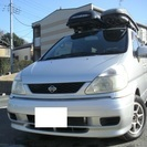 H13 セレナ 2.0X 4WD 車検2年付 Tチェーン 10371
