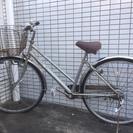 《交渉中》 古い自転車