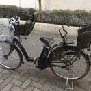 中古電動自転車☆子供2人同乗 ヤマハPAS ラフィーニ 2009年...