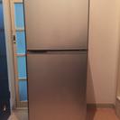 三洋 冷蔵庫 137L 明日AM中引き取り可能な方!