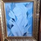 t.yukawa 氏の絵画 ❗️水晶画