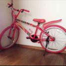 コカコーラ景品 非売品! 24インチ オリジナルバイク
