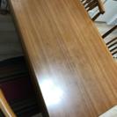 4人がけ用テーブル、椅子