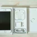 【初売り値下げ♪】【美品】iPhone6 16GB au 白ロムです♪