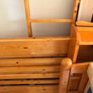 商談中)2段ベッド 古いですがまだ使えます。
