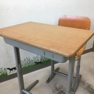 学習机と椅子のセット コクヨ製