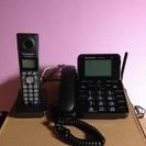 Panasonic コードレス電話機