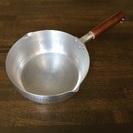 雪平鍋(20cm)ガス調理台の方、使って下さいませんか?