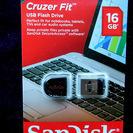 人気マイクロ SanDisk USB 3 16GB フラッシュドラ...