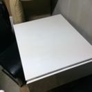 LC111008 2人用バタフライダイニングテーブル