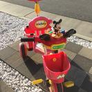ミッキーマウス☆赤い三輪車