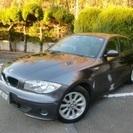 BMW 1シリーズ 116i HDDナビ プッシュスタート