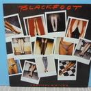 LPレコード ブラックフット 「VERTICAL・SMILES」 US盤
