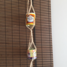 プラントハンガー  缶付き