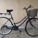 自転車 ハンドル変更 26インチ ブラック
