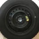 スタッドレスタイヤ  185/65 15R 4本セット スチール製