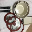 アイリスオーヤマ フライパン 鍋