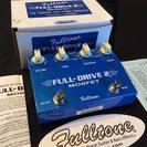 Fulltone Fulldrive2-MOSFET オーバードライブ