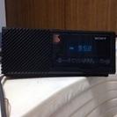 ソニーの80s ラジオ?