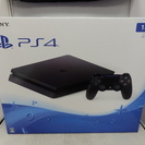 未使用品 SONY 新型PS4 CUH-2000B B01 1TB