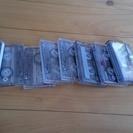 カセットテープ 10分×8本