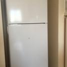 単身用 amadanaの冷蔵庫(2年使用)