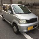 三菱ekワゴン 5万円 足に、練習用にいかが?
