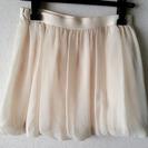 Rosebullet 白ミニスカート
