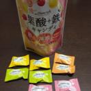 葉酸+鉄キャンディ