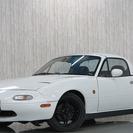 【誰でも車がローンで買えます】 H6 ロードスター 1.8 S ス...
