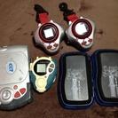 送料込 デジモン 電子玩具 6個