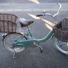 《美品》Panasonic パナソニック シンフォニー 自転車 2...