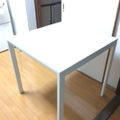 IKEA ダイニングテーブル 正方形 イケア