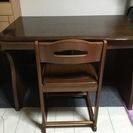 学習机と椅子  *取りに来られる方に無料で!