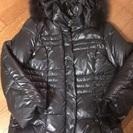 レディース 中綿入りコート