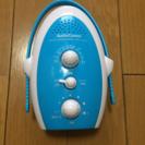 お風呂用 防水ラジオ