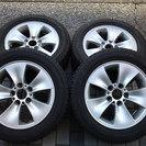 2014年製タイヤ BMW E90 3シリーズ等に使える 純正ホイ...