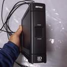 値下げ外付けハードディスク300MG バッファロー製