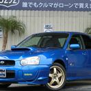 【誰でも車がローンで買えます】 H16 インプレッサ WRX 完全...