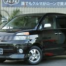 【誰でも車がローンで買えます】 H15 VOXY Zキラメキ 完全...
